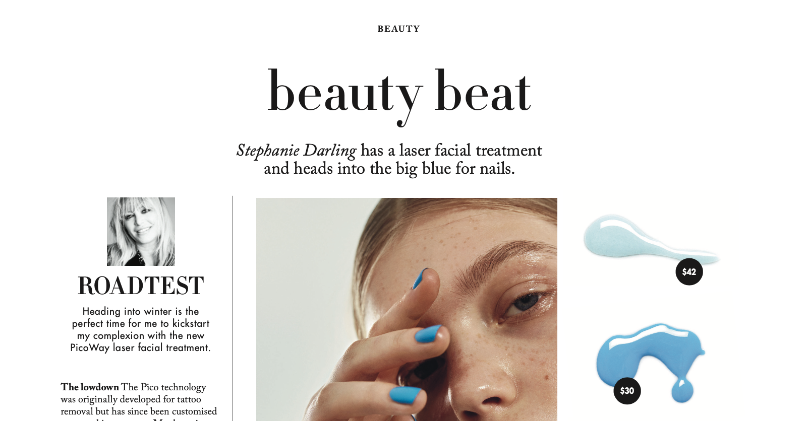 Sunday Life ·  The Laser Facial Treatment Designed To Tackle Pigmentation