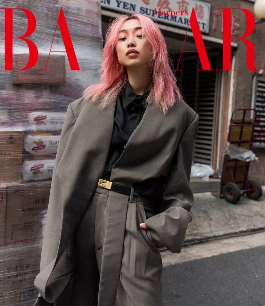 Margaret Zhang Harper's BAZAAR